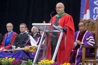 Convocation Address, Waterloo, 10th June 2015